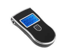 Wholesale Prefessional Digital Breath Alcohol Tester Breathalyser Roadway Safety Anti Drunk Driving for Driver
