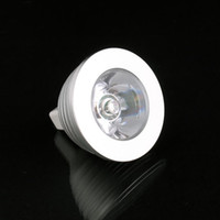 Wholesale Promotion Item Best price IR Wireless Remote Control Color Change RGB LED spotlight W MR16