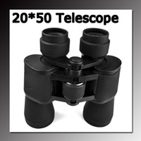 Wholesale 5pcs black Telescope Zoom Outdoor Tourism Telescope Jumelles Binoculars for Sports Camping
