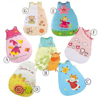 baby club - Magic club Sleeping Bags Baby sleeping bag Fashion Infant sleeveless romper Children s Nursery Bedding vertbaudet rompers A