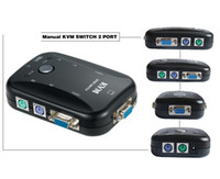 Wholesale Automatic computer KVM Switch drag KVM KVM Switch PC share mouse and keyboard