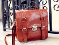 Wholesale C Classcal British Style Doctors Bag Women s Messenger Bag Color Retro Office Bags