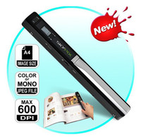 Wholesale SKYPIX A4 HANDY HAND HELD PORTABLE SCANNER GB CARD