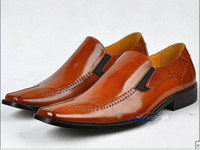attractive dress for men - 2012 hot sale Simple and attractive choice for quality kick sets dress shoes kick sets sell sincere