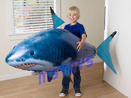 Wholesale Air Swimmers Flying Shark Air Swimmer Flying Fish Shark Clownfish Extreme Model Radio Control