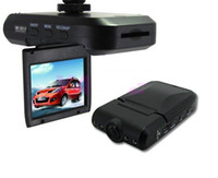 Wholesale 2 quot IR Car Vehicle DVR Camera Video Recorder LED Night Vision HD p Degree Cam e_shop2008