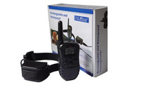 Wholesale Latest figures show that remote files intensity adjustable COLLAR Dog Training