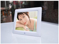Wholesale 10pcs quot LED Screen Digital Photo Frame Multi Function Picture Music Movie x600 Resolution