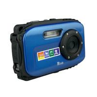 Wholesale DC B168 Waterproof Digital Video Camera quot M Comander TFT LCD screen meters liion battery