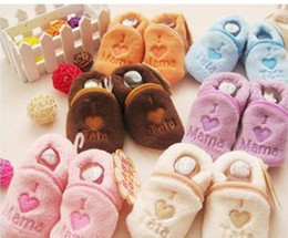 Baby Soft warm BabyFirst Walker Shoes Shoes Socks Infant Socks Boys girls Shoes 36pairs lot #1568