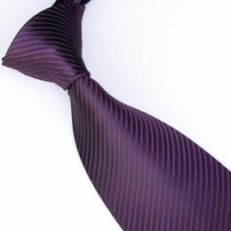 men ties solid color ties neckties darkpurple tie retail shirt tie neck tie business ties Woven ties