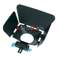 dslr rig - Matte Box for mm rod support follow focus D90 D MKII D D D Camera Camcorder DSLR Rig Kit