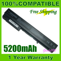 Wholesale Laptop Battery for hp Compaq Business Notebook w NC8200 nc8230 nc8430 nw8200 nw8240 nw8440