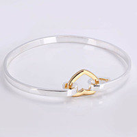 925 silver - Retail lowest price Christmas gift silver Bracelet bangle B145