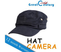 Wholesale Hat Cap DVR DV Video Recorder with Bluetooth MP3 functions Wireless Hidden camera Hidden