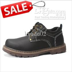 Kuadu Men's Work Boot Lower Price 100% Genuine Leather Breathable ...
