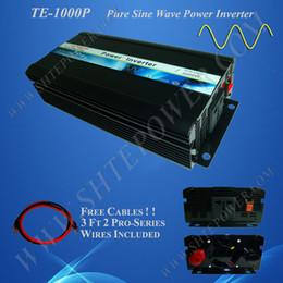 1kw Solar power inverter dc 12v to ac 230v, 1000w pure sine wave solar inverter