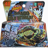 Wholesale 4D Beyblade Metal Fight D limited edition L DBAGO GOLD DF105LR in stock