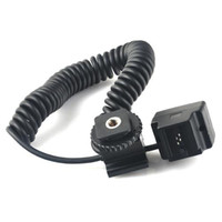 Wholesale TTL Sync Coiled Remote Cord for Sony HVL F58AM HVL F56AM