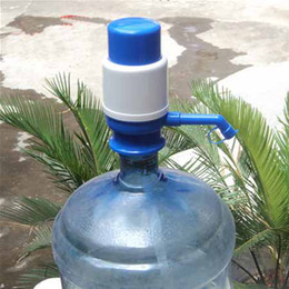 Wholesale Hot Selling Bottle Drinking Water Hand Press Pump Dispenser from Dhgate authorized supplier