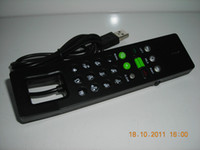 Wholesale USB Skype Phone Telephone Support Skype MSN UUcall Google talk VOIP Handset New USB Internet