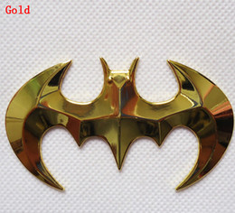 Car Stickers Stickers For Car 3D Stereo Car Decal Bumper Sticker on car Sticker Batman Begins