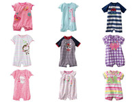 Wholesale 15 Jumping Beans Girls Jumpers Baby Rompers Jumpsuits Boys Tracksuits Tee T Shirt Baby Kids Clothing