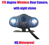 Wholesale Car Rearview System Backup Camera G Wireless Transmission Wide Angle Degree HD Waterproof