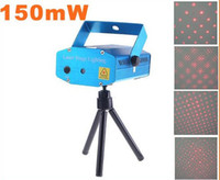 Wholesale 3pcs Mini Moving Party Laser Stage Light Green amp Red Laser DJ Party Stage Lighting Dropship