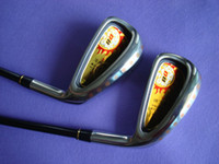 Wholesale New golf clubs Grenda D8 irons set pw sw model