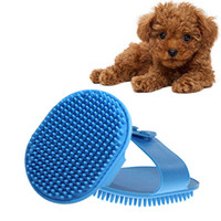 Wholesale Bath Massage Brush Scrubber for Pet