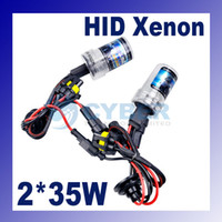 Wholesale 12V W Single Bean HID Xenon Super Vision Car Head Light Lamp Bulbs K