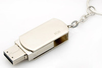 Wholesale 8GB Freeshipping Full capacityKey Chain USB Flash Drive