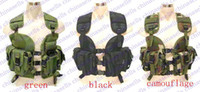 Wholesale U S Navy Seals CQB LBV modular assault vest tactical vest field operation vest hump water pouch vest colour choose