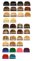 Indian Hair Mix Color Straight custom made hair extensions,all kind hair extension can be done,in any color,length,weight,texture