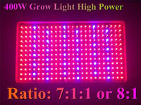 Wholesale led plant indoor w grow light Ratio Triband or dual band can replace the w w HPS