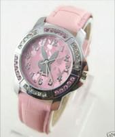 White playboy watches - 2011 New Playboy Diamond Watch Play Boy Wrist Watch Girl s Women Ladies Lovely Wrist Watches