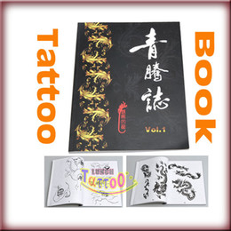 Wholesale Totem Tattoo Flash Classical Art Design Pages Tattoo Book Supply