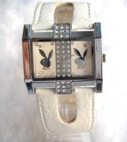 Quartz playboy watches - New Playboy Diamond Watch Play Boy Wrist Watch Women Ladies Girl Lovely Wrist Watches Gift