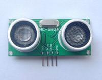 Wholesale 1PCS New Arduino Ultrasonic Module HC SR04 Distance Sensor