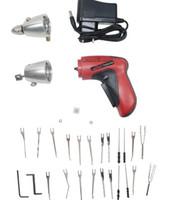 Wholesale 2011 Padlock tool set locksmith tools key reader unlock tool
