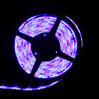 Wholesale 100 meters Waterproof IP65 Super Bright SMD LED RGB Flexible LED strip Light with key IR Remote cheaporder