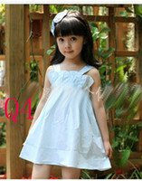Wholesale girl Name brand baby and Kids clothing Overrun Dress baby and kids children dress stirt mix