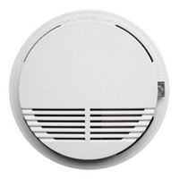 Wholesale Single Station Smoke Alarm Battery Powered Photoelectric Smoke Alarm with excellent stability and hi