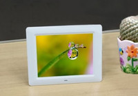 Wholesale christmas ornament New inch LCD Digital Photo Frame With MP3 MP4 Player