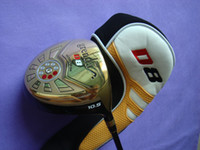 Wholesale golf drivers Chuna brand Grenda D8 golf driver degree RH