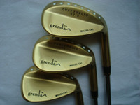 Wholesale golf clubs grenda D8 wedge degree gold color