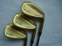 Wholesale Grenda D8 golf wedges gold color model