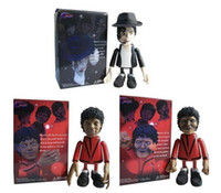 Red michael jackson - Hands to do Series Model Toy Michael Jackson different models set Movable