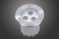 Wholesale 1pc W W LED underground lamp V VAC single color energy saving Underground light CE amp RoHS